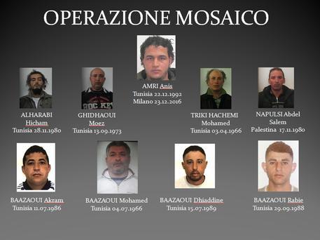 Sconto di pena per il terrorista islamico complice del profugo Amri