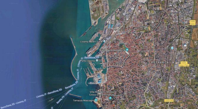 Livorno: esplosione al porto industriale, 2 morti