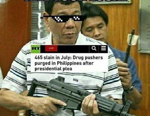 Roma, si iniettano droga in pieno giorno: urge metodo Duterte