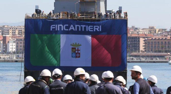 Omicidio a Fincantieri, la società di Stato che dà lavoro solo agli immigrati