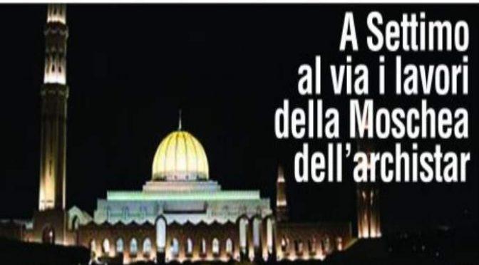 """Arriva la seconda moschea torinese: """"Sarà il simbolo della città"""""""