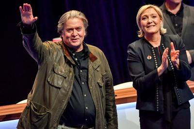 """Bannon esalta governo populista: """"Un colpo per la bestia UE"""""""