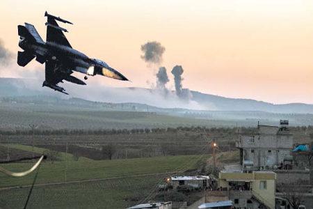 Afrin città martire: raid turco su ospedale, strage di bambini