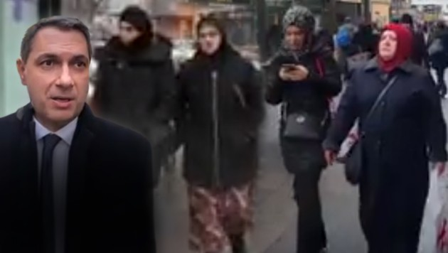 Vienna è caduta: quartieri occupati da afroislamici – VIDEO CHOC
