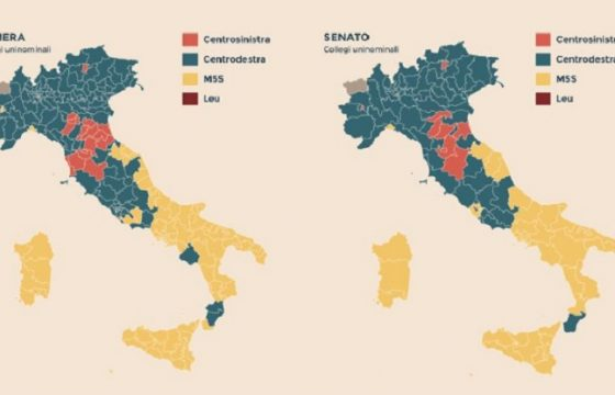 M5s trionfa nel Regno delle Due Sicilie