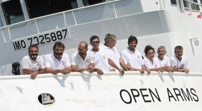 Ong, si aggrava posizione Open Arms: Zuccaro deposita nuovi atti