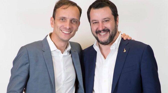 Vince Salvini: Fedriga è il candidato governatore in FVG
