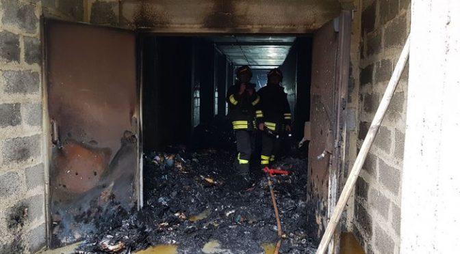 Bruciate schede elettorali, incendio doloso a Bari