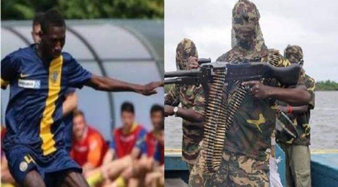 Profugo odia l'Italia e diventa terrorista perché non può giocare in serie A