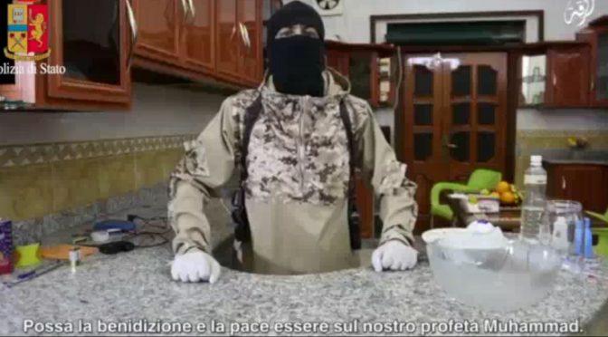 Mohammed, attenti al terrorista del banco accanto
