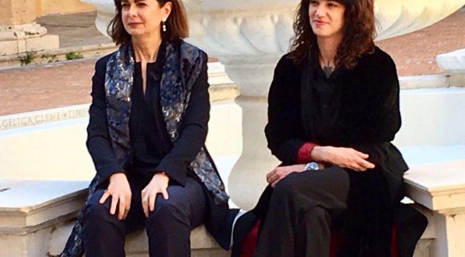 """Asia Argento e Boldrini: """"Italiani ci odiano"""""""