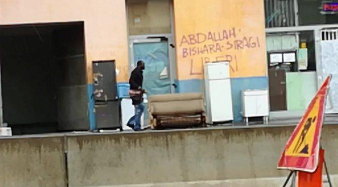 Torino: droga, stupri e locali abusivi nelle palazzine olimpiche – VIDEO