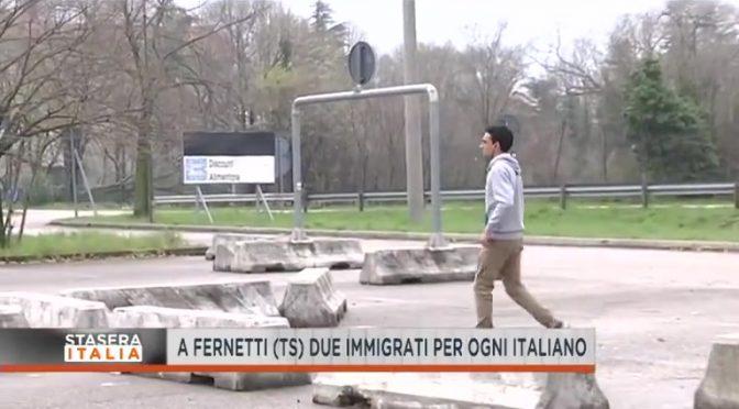 I paese dove il PD sperimenta la sostituzione etnica: immigrati doppio italiani – VIDEO