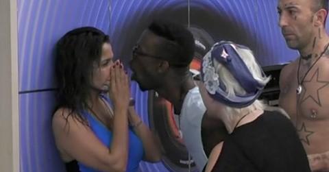 """Furia africana entra anche nella casa del GF, Baye Dame minaccia Aida: """"Ora ti ammazziamo"""" – VIDEO"""