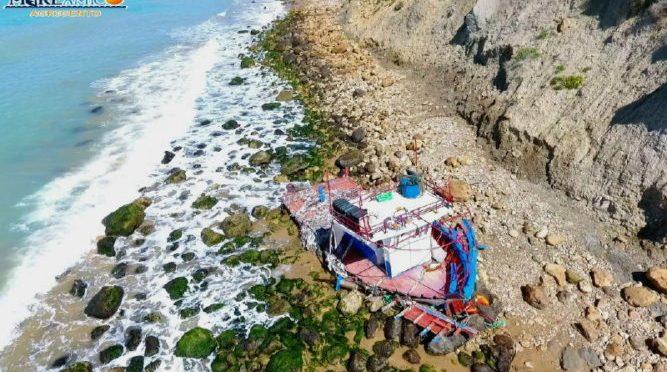 Sbarchi inquinano le coste italiane, allarme ambientalisti