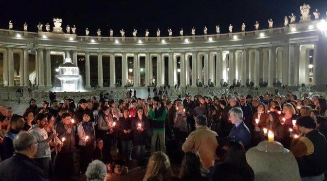 Veglie di preghiera per Alfie in tutta Italia