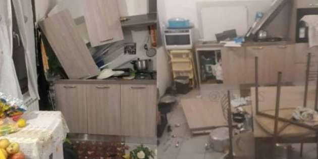 Terremoto, le casette di Renzi non reggono alle nuove scosse
