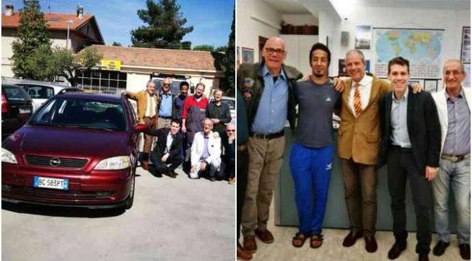 Ora regaliamo auto nuove a famiglie di immigrati – FOTO