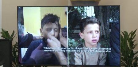 Russia presenta prove messa in scena attacco chimico, usati bambini attori