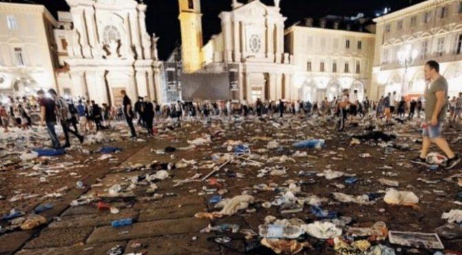 Cade accusa omicidio per gli assassini di Piazza San Carlo