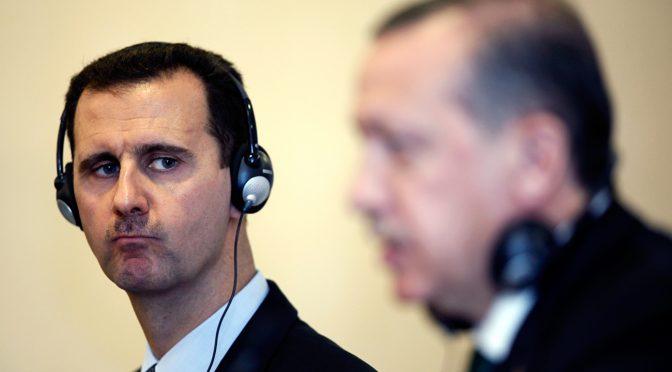 Siria bombardata per attacco presunto, Turchia no per massacro certo