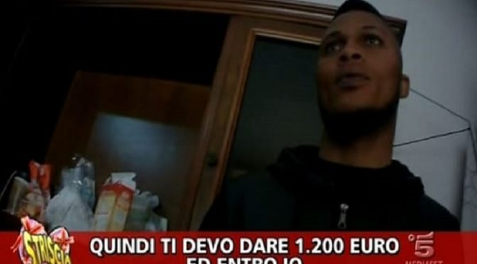 Immigrati si rivendono le case degli italiani – VIDEO