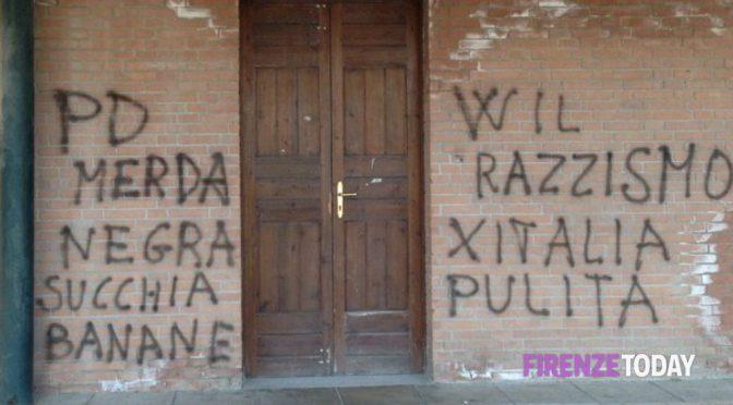 Ignoti irrompono in casa Kyenge e ritinteggiano le pareti