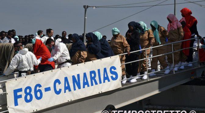 Il terrorista gambiano sbarcato a Messina da nave spagnola
