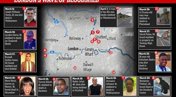 Londra, Amnesty chiede di cancellare database criminali perché sono tutti Neri