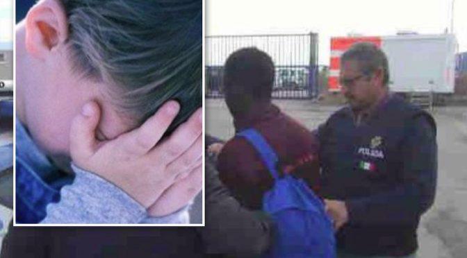 Bimbo di 6 anni violentato da profugo pedofilo, coprifuoco