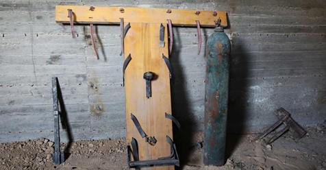 Scoperte le camere della tortura islamiche: dove crocifiggevano 'infedeli – VIDEO