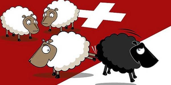 Svizzera italiana vota per chiudere le frontiere: ma gli altri Cantoni votano NO
