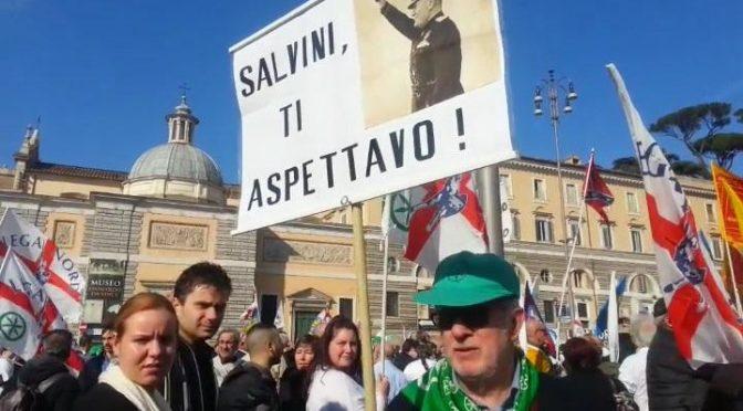 Delrio, l'attacco choc: per lui Salvini è il nuovo Mussolini