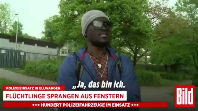 Anche la Germania respinge immigrati africani in Italia, lui in arrivo