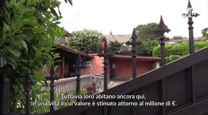 Casamonica: nelle ville confiscate abitano sempre loro – Video