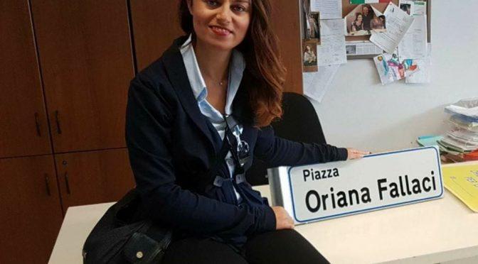 "Cascina, sindaco Lega intitola piazza a Oriana Fallaci: ""Risposta a candidatura figlio Imam"""