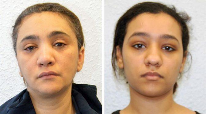 La prima cellula di terroriste islamiche donne: ecco cosa progettavano
