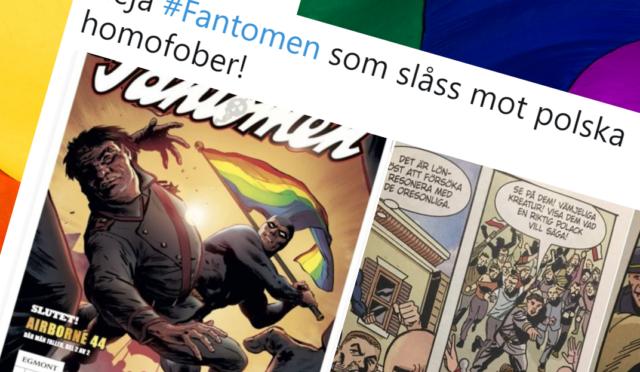 Arriva il supereroe gay che picchia gli 'omofobi' polacchi