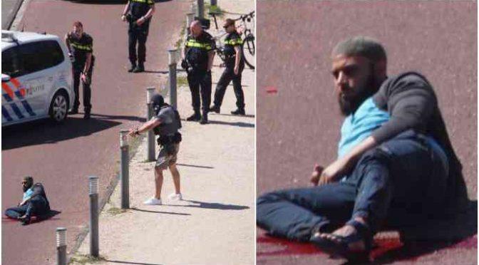 Profugo insoddisfatto accoltella passanti invocando Allah