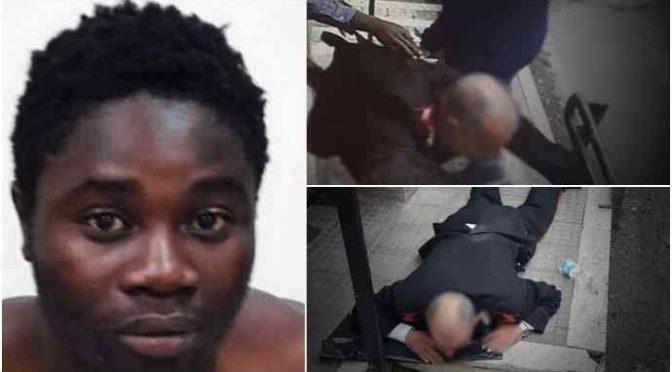 """Parla carabiniere sprangato dal profugo: """"Era una furia, non riuscivamo a fermarlo"""""""