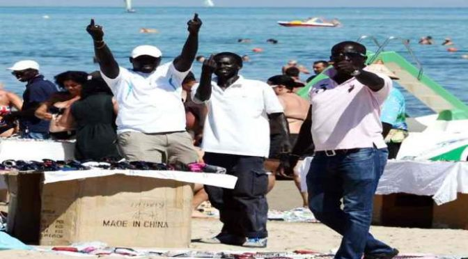 Rimini, scoppia epidemia di coronavirus tra i senegalesi