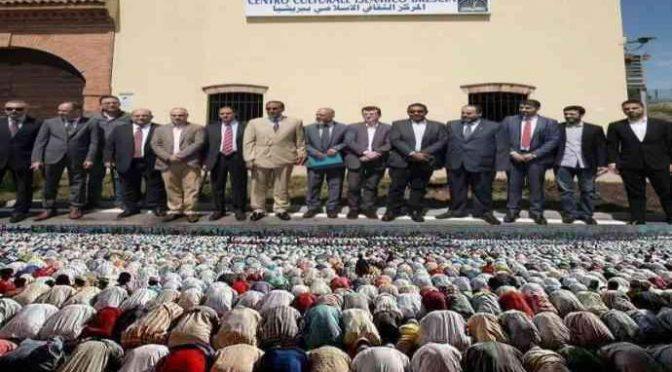 Brescia è islamica: sindaco Pd inaugura parcheggio in nome Allah