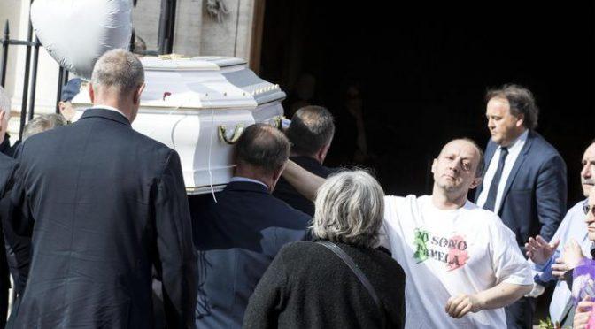 Nigeriani disertano funerale Pamela: nessuna solidarietà