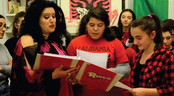 Figli di albanesi mantenuti dagli italiani si accoltellano in centro accoglienza