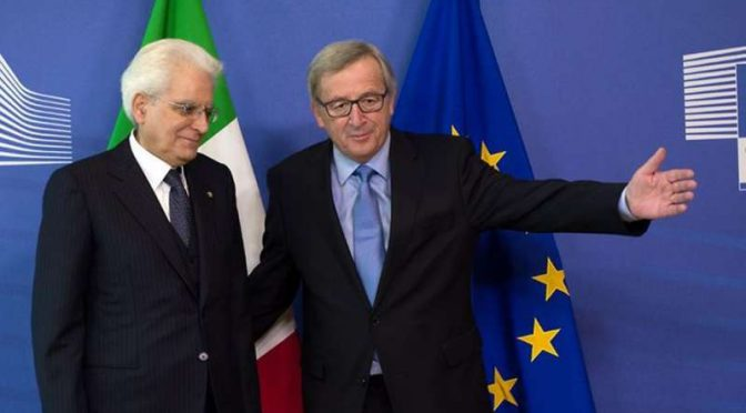 """Lega-M5S: """"Juncker razzista e vergognoso"""""""