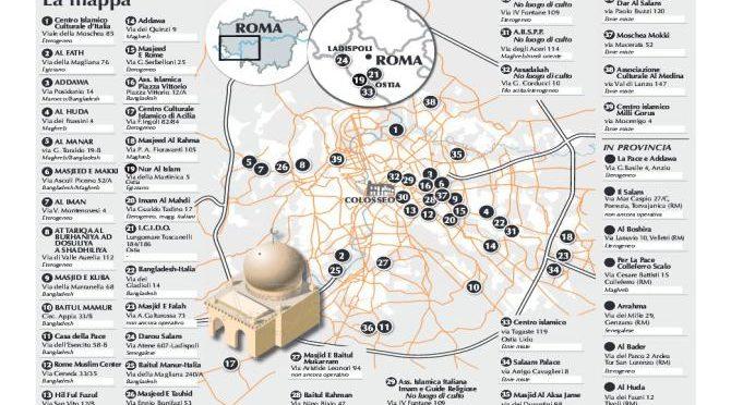 """Le """"no-go-zone"""" islamiche di Milano: dove gli italiani non possono entrare"""