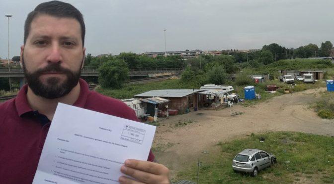 Roma: Comune paga bollette agli zingari abusivi
