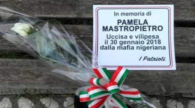 Salvini: buon viaggio Pamela, un fiore e una preghiera