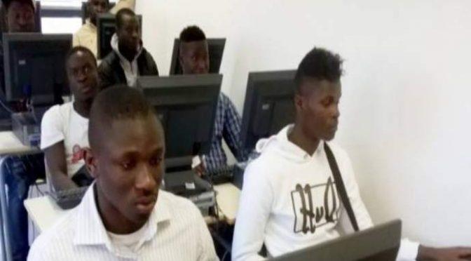 Video rivoltanti di bambini torturati nel telefono del richiedente asilo