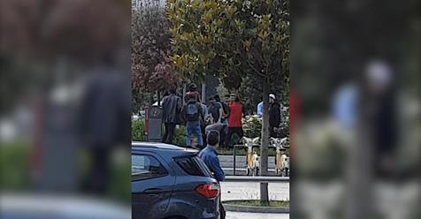 Milano: scontri alla stazione tra immigrati, donne terrorizzate – VIDEO